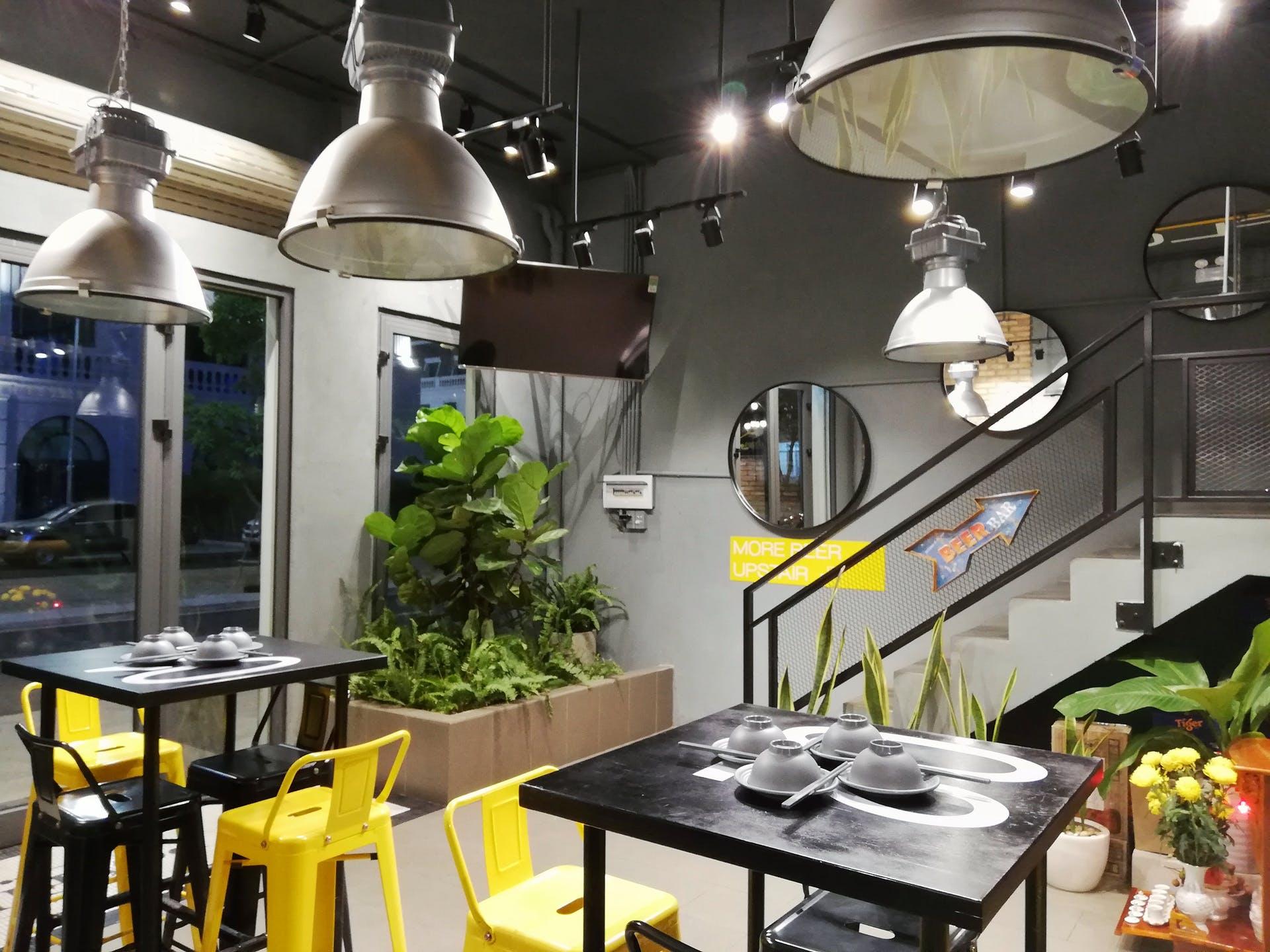 design space architectural design restaurant modern architecture design