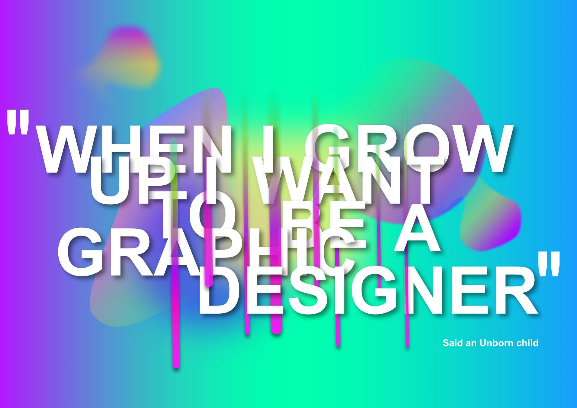 graphic design posters design poster quote quotes