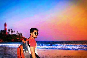 adobe photoshop editing creation beach