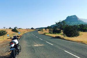 adventure mountain road