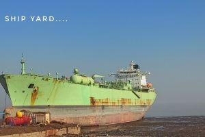 alang alangshipyard seashore ship