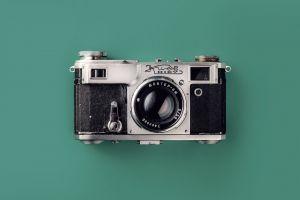 antique vintage camcorder lens photography classic aperture capture electronics video recording