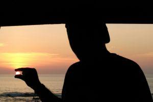 anyer beach wonderful indonesia sunset banten sun sea