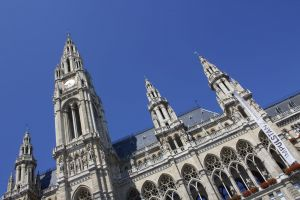 architecture blue sky cathedral cool austria