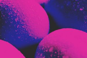 art retro neon art vivid lilac vivid color 90s aesthetic synthwave photo art