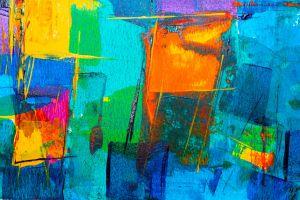 artistic design canvas wall contemporary art wallpaper splash cephalopod ink graffiti wall art