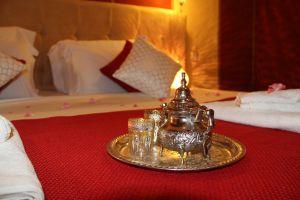 artizan bed photography moroccan mint tea hotel arabic tea pot filmmaker naim.tokyo architect