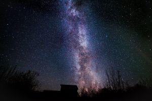 astronomy stellar milky way scenic night sky astrology starry night cosmos dust