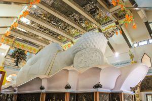 background udonthani thailand wat thani texture temple architecture building kon