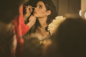 beauty make-up person woman beautiful