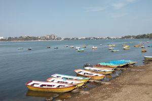 bhopal boats wallpaper daytime india madhya pradesh