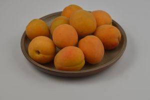 bio juteux marche alimentation repas abricots sain fruits