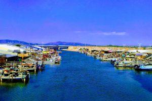 blue water sea ocean