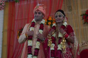 bride marriage wedding varmala bride and groom