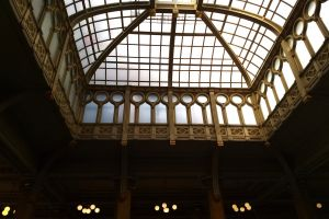 building famous stone indoor mexican iron mexico city capital interior historic