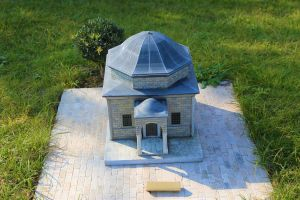 building model building architecture islam miniaturk religion