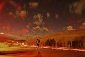 camera colorado red sunset colors