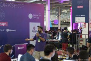 camp camping meetup design creative tech leecture technology congress