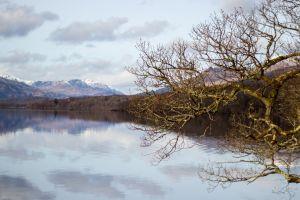 canon nature loch 10mm loch lomond landsape scotland