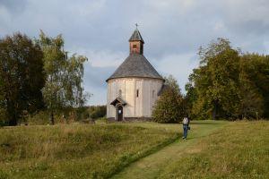 church slovenia rotunda beautiful