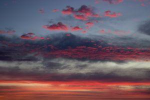 clouds evening sky light dramatic sky evening sky dawn