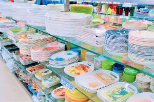 colorful wallpaper plates beautiful