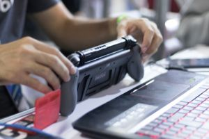 congress camp gamer keyboard camping meetup creative technology leecture gaming