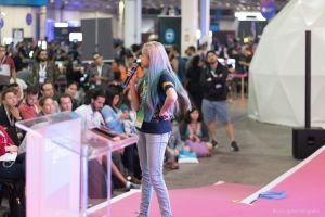 congress design keyboard gamer meetup technology camp leecture camping creative