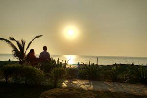 cupals sunset beach sunset