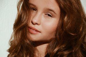 fashion beautiful young makeup editorial nice modelo cool model girl