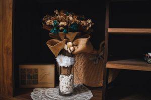 flowers furniture interior indoors vase wooden design interior design flower arrangement flora