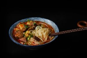 food tasty delicious dinner epicure ramen lunch meal cuisine