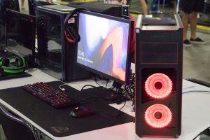 gamer meetup keyboard camping gaming congress leecture creative tech camp