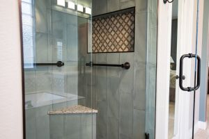 glass door interior design glass interior bathroom