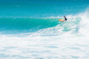 goldcoast surfer beach green wave surf waves swell