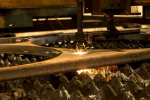 hard fire work steel metal