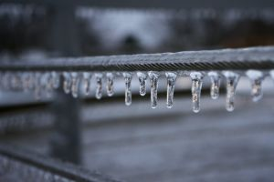 ice cold icicle winter