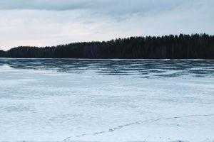 ice sea water cold snow winter