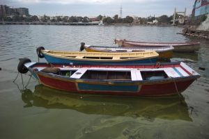 india daytime boats madhya pradesh wallpaper
