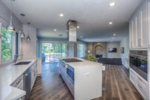 interior decoration kitchen appliance home interior interior design kitchen counter cabinet hardwood floor kitchen home decor home staging