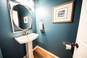 interior mirror bathroom interior design