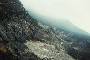 landscape wonderful beautiful scenery mountain