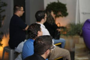 lecture castelo creative space brazil beer pizza education agile beer meetup food talk