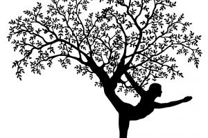 lifestyle namaste meditation female positive woman nature art yoga body