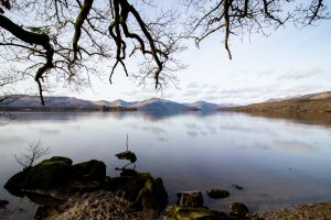 loch canon nature loch lomond 10mm landsape scotland