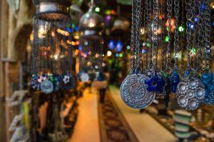 market jewel colorful