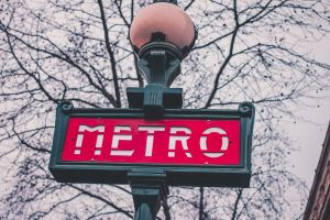 metro paris travel destination city