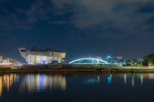 onlylyon design photooftheday sky lyon confluence monlyon igersfrance merveillesdelyon museedesconfluences