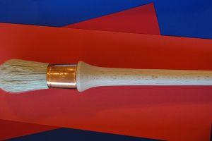 paint brush red art brush