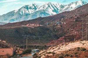 photography morocco mountain